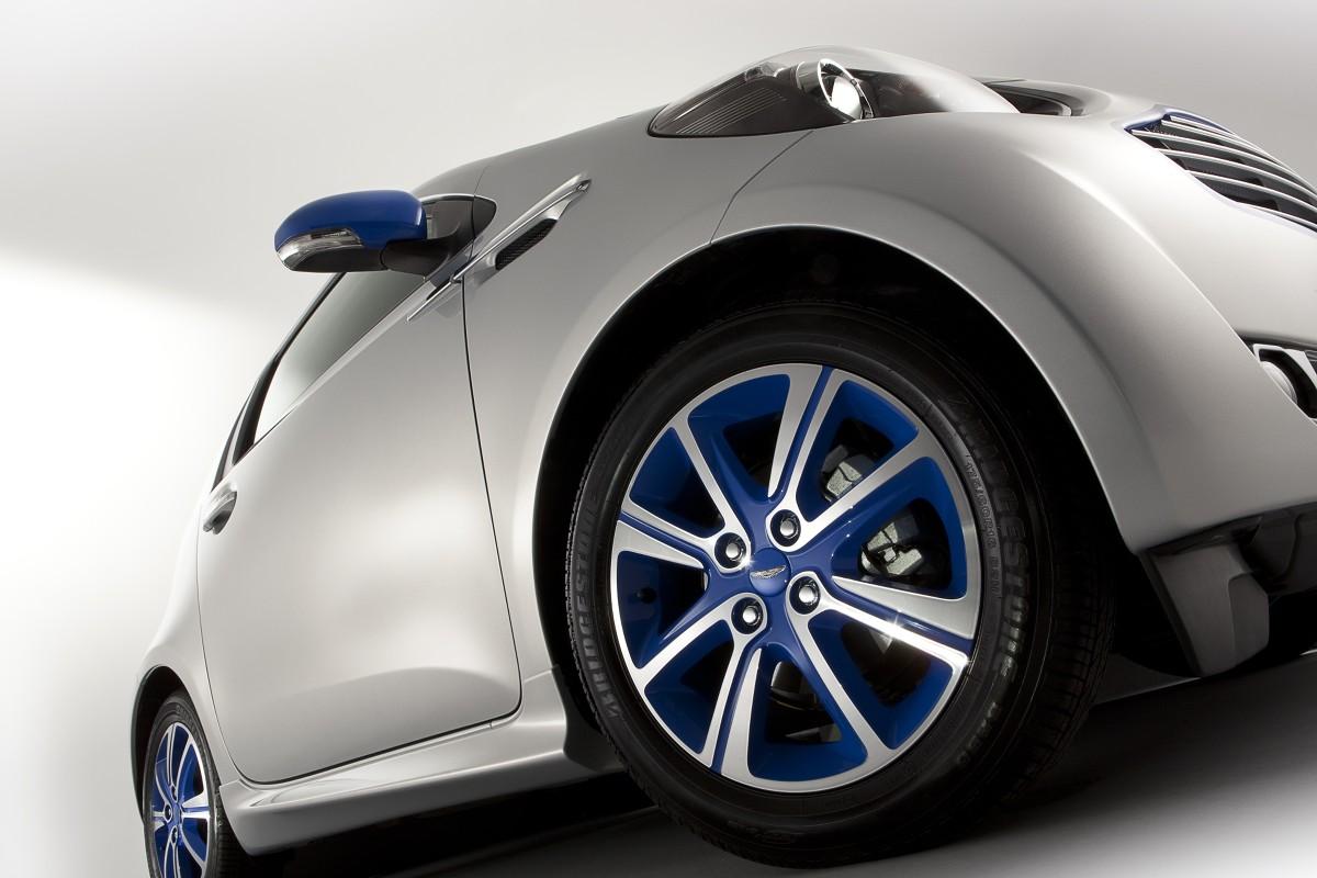 Aston Martin Cygnet, Fot: Aston Martin