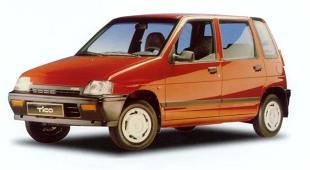 Daewoo Tico (1991 - 2001) Hatchback