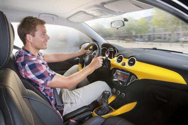 zdjęcie Opel Adam