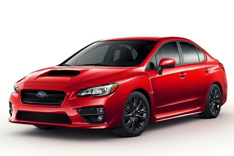 Subaru WRX / Fot. Subaru