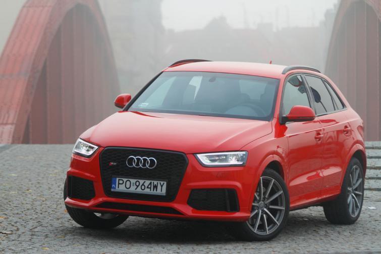 Nowe Audi RS Q3 już w Polsce. Zobacz ceny i zdjęcia