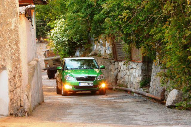 zdjęcie Skoda Fabia Hatchback