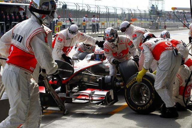 Grand Prix Włoch, czyli szybkość na Monzy