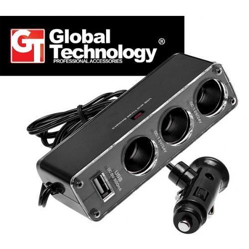 Zestaw głośnomówiący XKN 607 od Global Technology