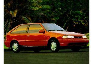 Hyundai Pony IV (1990 - 1995) Hatchback