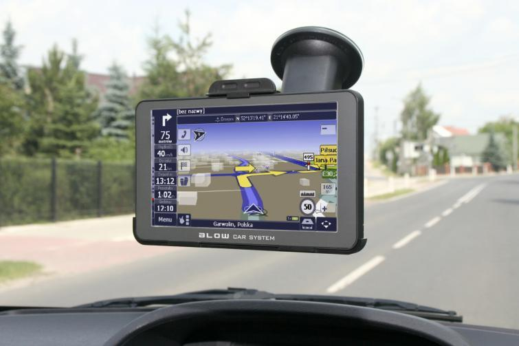Nawigacja GPS z mapą Polski lub Europy - poradnik kupującego