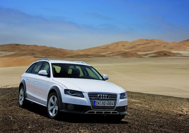 zdjęcie Audi A4 Allroad quattro
