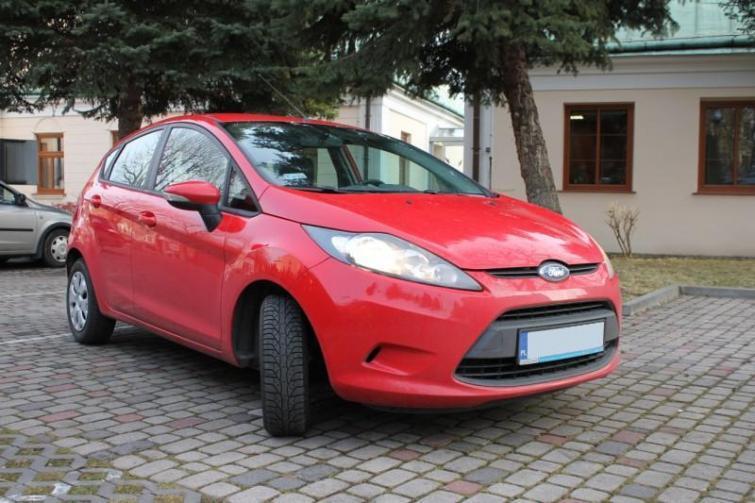 Testujemy używane: Ford Fiesta - nie tylko do miasta (zdjęcia)