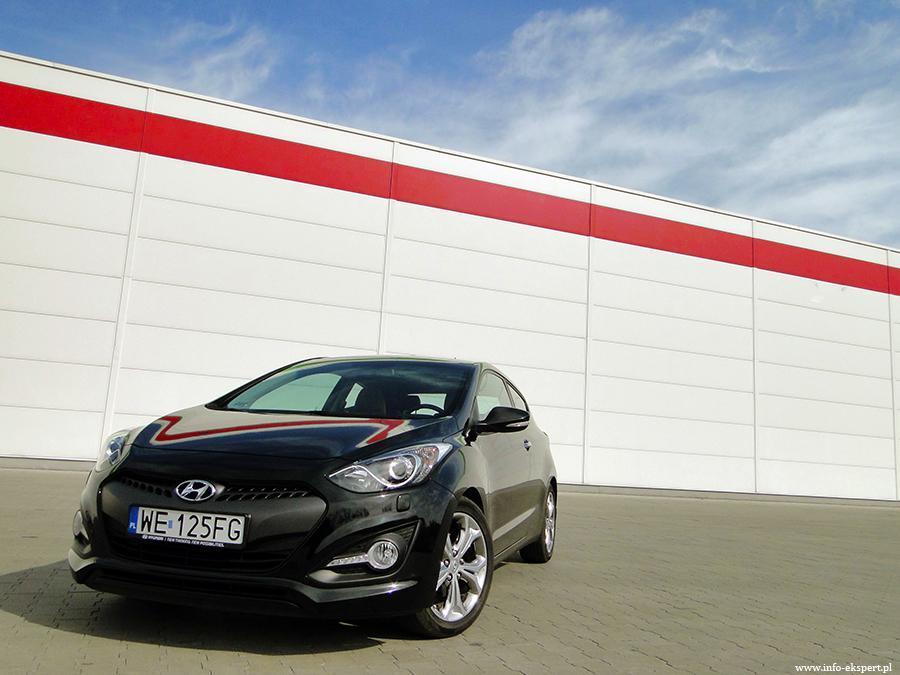 Hyundai i30, Fot: Dariusz Wołoszka, Info-Ekspert