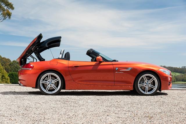 zdjęcie BMW Z4
