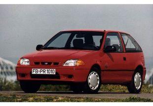 Subaru Justy II (1995 - 2003) Hatchback