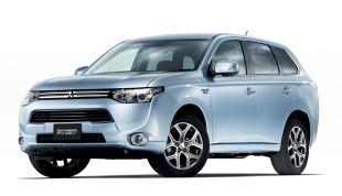 Mitsubishi Outlander III (2012 - teraz) SUV