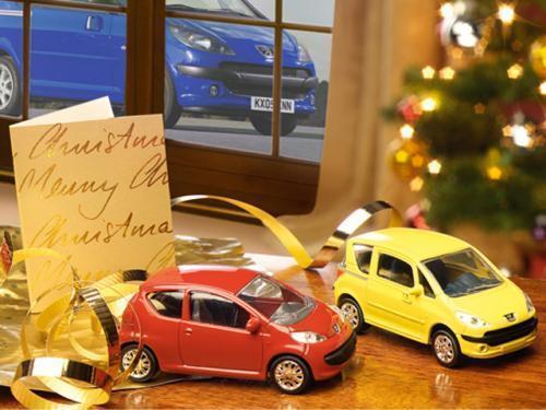 Wesołych Świąt! / Fot. Peugeot