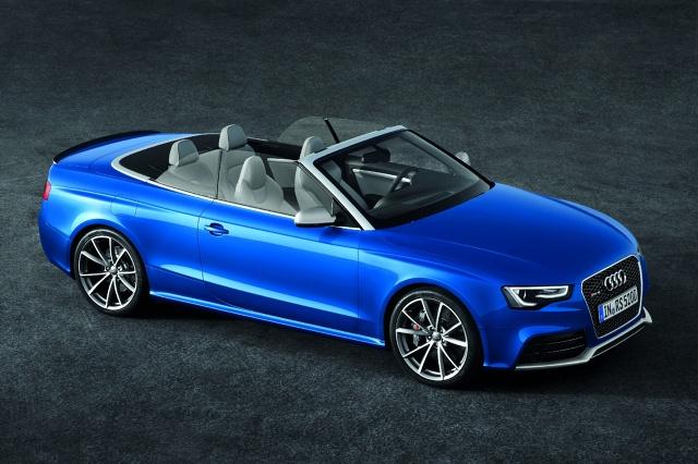 Audi RS 5 Cabriolet, Fot: Audi