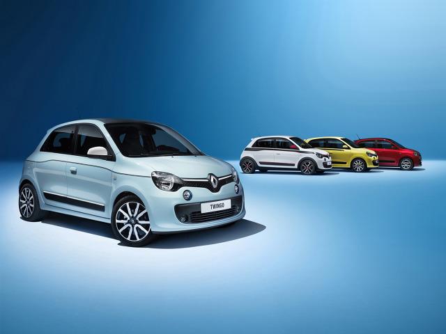 zdjęcie Renault Twingo