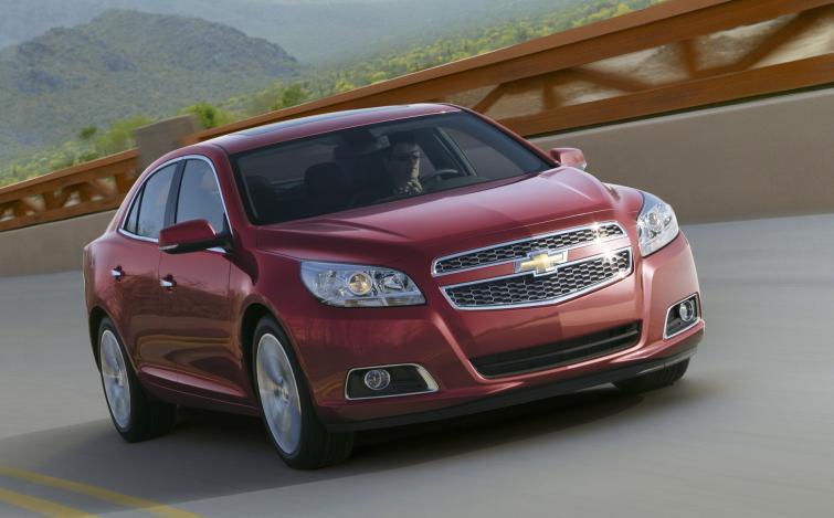 Chevrolet Malibu teraz także w Europie