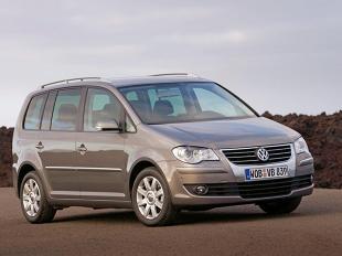 Volkswagen Touran II (2010 - 2015)