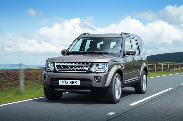 Land Rover Discovery / Fot. Land Rover