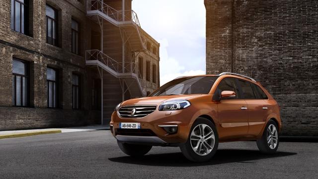 zdjęcie Renault Koleos