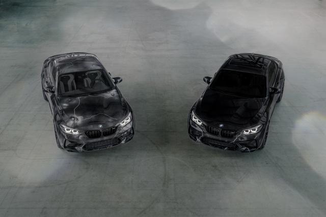 BMW M2 by Futura 2000 zostały przerobione przez artystę zarówno na zewnątrz, jak i wewnątrz. Fot. BMW