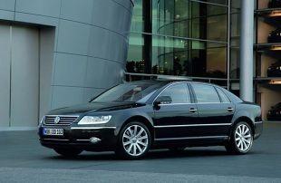 Volkswagen Phaeton (2002 - teraz)