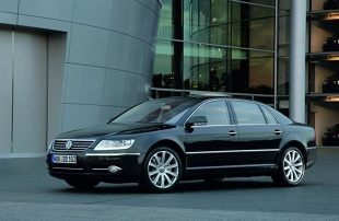 Volkswagen Phaeton (2002 - teraz) Sedan - Dane techniczne