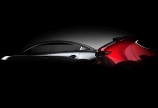 Mazda 3. Pierwsze zdjęcie nowej generacji