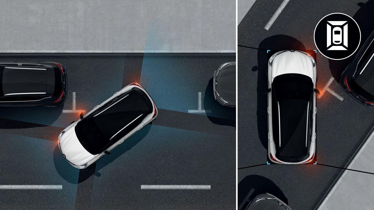 Mimo, że manewr ten wykonujemy stosunkowo rzadko, to nieprawidłowe cofanie jest częstą przyczyną wypadków powstających z winy kierujących.  Na co należy zwracać uwagę podczas cofania samochodu? Znaczenie ma m.in. koncentracja uwagi, odpowiednia prędkość i umiejętne korzystanie z lusterek.  Fot. Renault