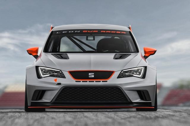 zdjęcie Seat Leon Cup Racer