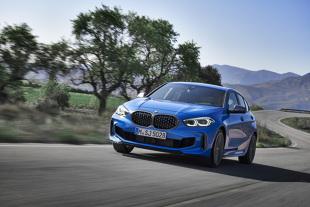 BMW Serii 1. Tak wygląda trzecia generacja. Ma napęd na przód