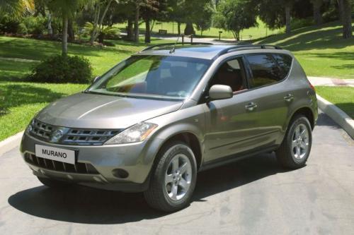 fot. Nissan: Model Murano wyróżnia się nowoczesną sylwetką nadwozia. Na naszym rynku będzie dostępny od 2005 roku.