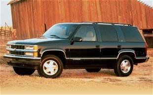 Chevrolet Tahoe II (GMT800) (1999 - 2006) SUV