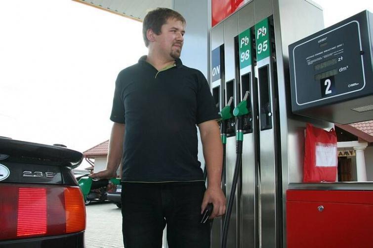 Ceny paliw w Lubelskiem. Olej droższy od benzyny