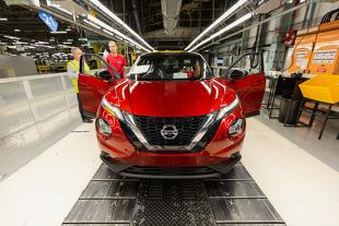 Nissan Juke 2019. Znamy cenę. Produkcja już ruszyła