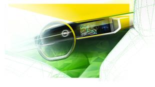 Opel Mokka. Tak ma wyglądać przyszły kokpit Opla