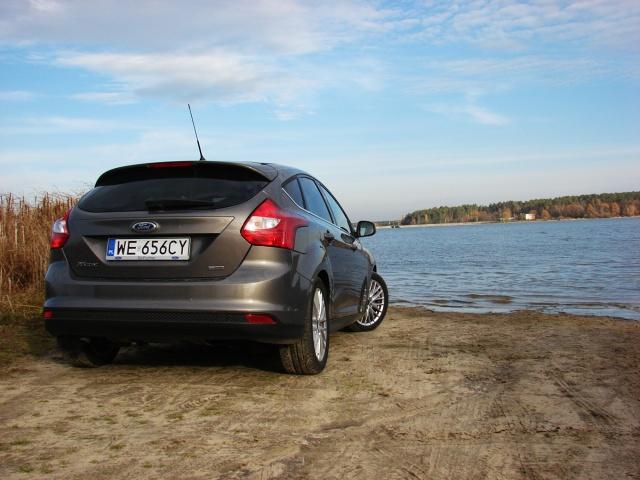 zdjęcie Ford Focus 1.0 EcoBoost