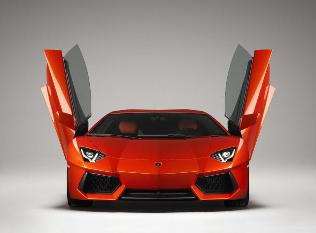 zdjęcie Lamborghini Aventador LP 700-4