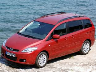 Używana Mazda 5 CR (2005-2010). Wady, zalety, typowe usterki, sytuacja rynkowa