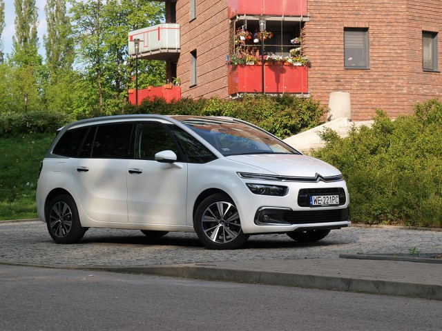 Citroën C4 Picasso – rodzinne auto dla każdego