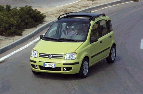 """Panda zdobyła tytuł """"Car of the Year"""" tygodnika """"Auto Express"""""""
