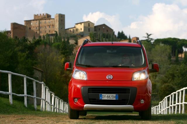 zdjęcie  Fiat Qubo Trekking