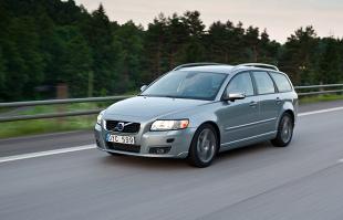 Volvo V50 II (2007 - teraz) Kombi