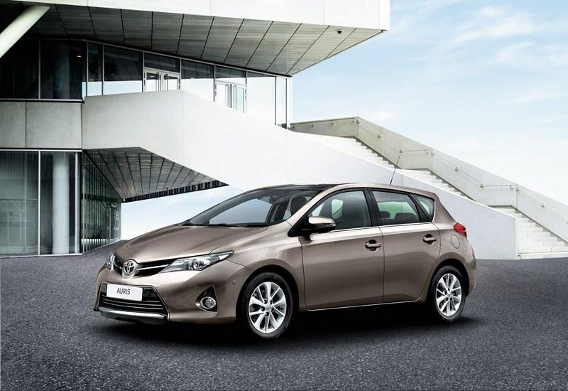 Toyota Auris liderem polskiego rynku w marcu 2013 roku Fot: Toyota