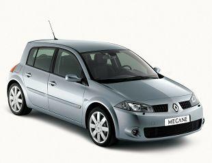 Renault Megane II (2002 - 2008) Hatchback