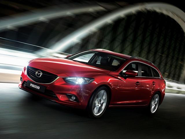 zdjęcie Mazda 6 Kombi 2013