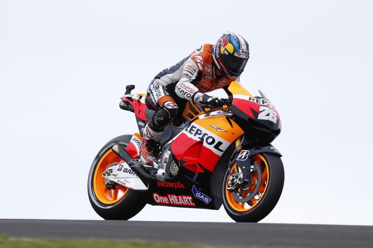 MotoGP: Stoner wygrywa GP Australii - Casey Stoner Fot: Honda | Galeria | Motofakty