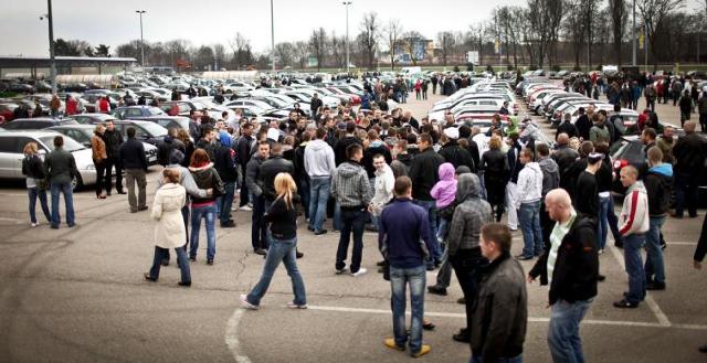 Zlot miłośników samochodów z grupy Volkswagena już w niedzielę