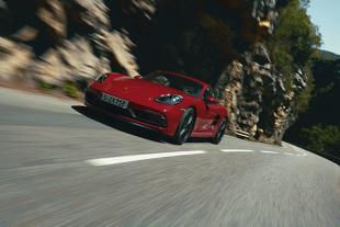 Porsche. Modele Cayman i Boxster w wersjach 718 GTS 4.0. Jakie ceny?