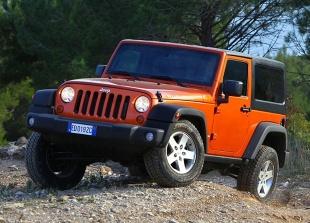 Jeep Wrangler III [JK] (2007 - teraz) Terenowy