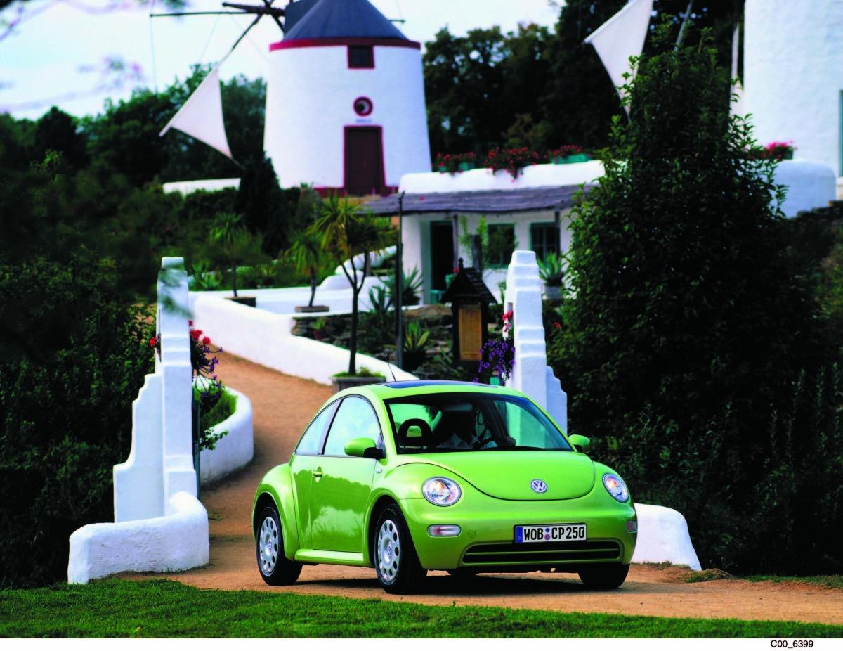 VW New Beetle (1998-2005)  Fot: Volkswagen